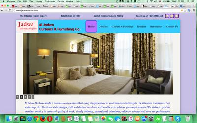 Re-design, Modify & customise Weebly Website