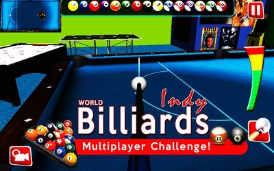 Perfect Billiard Game(Ios/Android)version