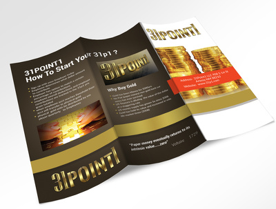 Design Tri Fold Leaflet Bifold posters any Graphics or any design
