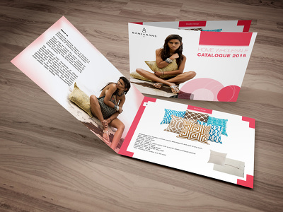 Design your Product Catalogue/ Brochure
