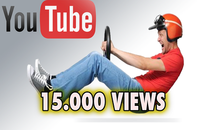 Youtube Views - 15.000 High Retention Youtube Views - Beat Your Competition