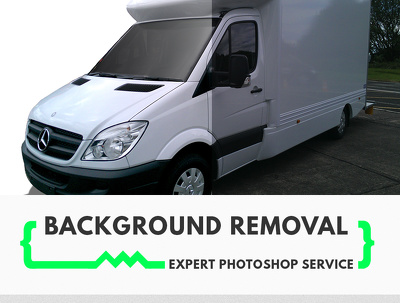 Provide expert background removal for 3 photographs in Photoshop