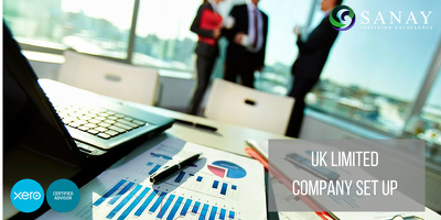 Set up a UK Limited Company for you