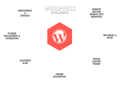 Offer wordpress web development