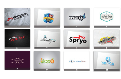 Design 3 professional and Eye catching Logo+free business card