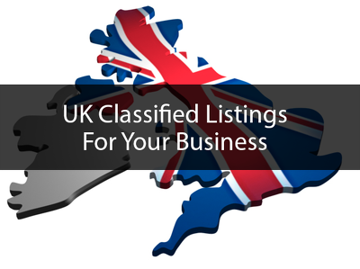 Advertise your Business on 11 UK Classified Ad Websites