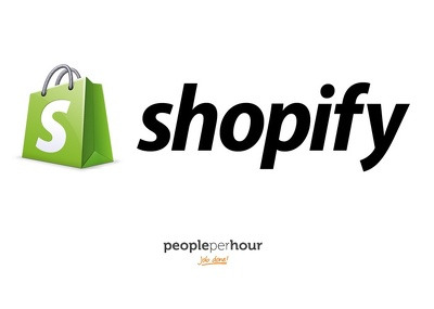 Build a custom shopify website to match your design desire