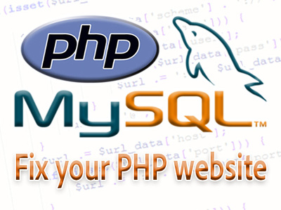 Fix any issue on your PHP website