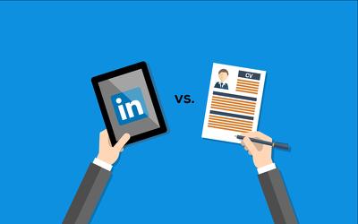 Will build a Cv Resume cover letter or LinkedIn profile rewrite