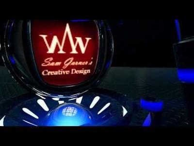 Design a 3D Logo presentation  for your company or...