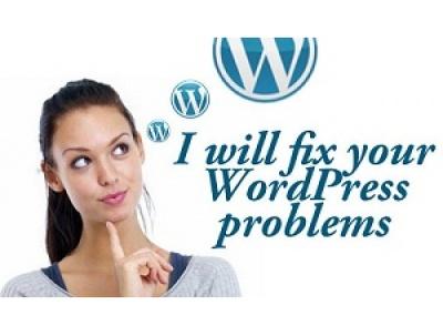 Clean malware, Hacked Virus or Malicious code from Wordpress