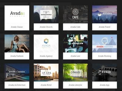 Install and customize Avada WordPress Premium Theme