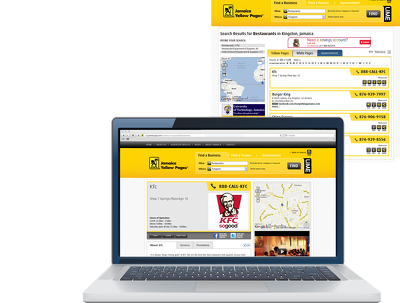 Extract local businesses From Yellow Pages & Yelp Or Others