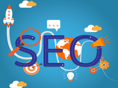 Do strong link building (SEO) to boost your website rankings