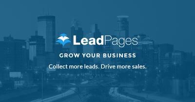 Set up LeadPages and integrate with your email marketing platform