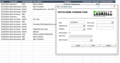 Develop complex Financial Model in excel