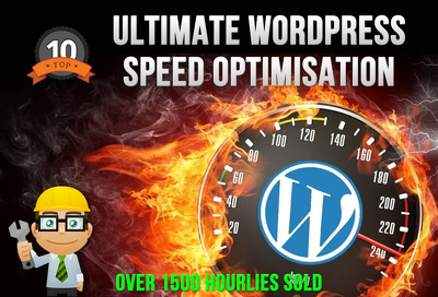 Optimise wordpress SPEED to improve SEO