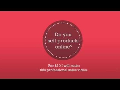 Provide this product promotion video.