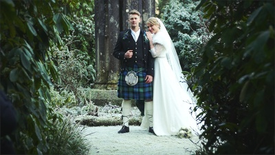 Winter wedding video