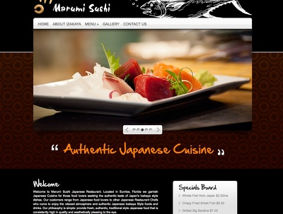 Design a Simple Six Pages Website Sale 30% off