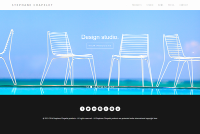 Create a Design Centric Squarespace Website for your Startup/Business