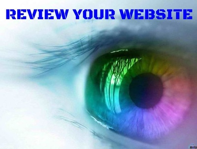 Provide an honest and open website review with screen+voice recording