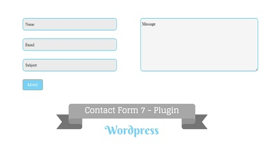 Design a Functional Contact Form 7