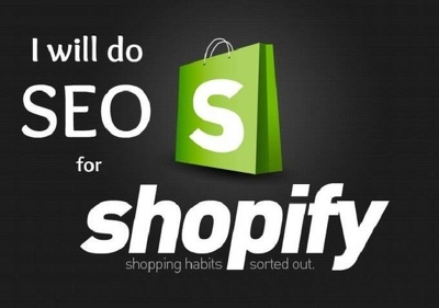 Do SEO for Shopify Store - Shopify SEO Service - Shopify SEO Expert
