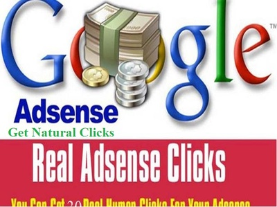 Get 30 Unique Adsense click for your Website