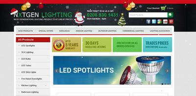 Christmas Theme - design and Integration