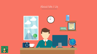 """Write a professional 500 words """"about me/us"""" page for your website or business"""
