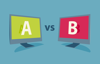 Implement an effective A/B test on your website to improve conversions