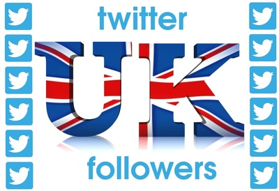 1000 UK Twitter Followers to increase your Social Media SEO and Website Ranking