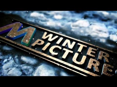 create This Amazing 3D gold Winter Logo Intro (MUSIC INCLUDED)