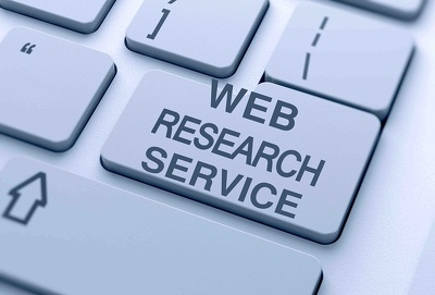 Do one day (8 hours) high quality web searching/web based research