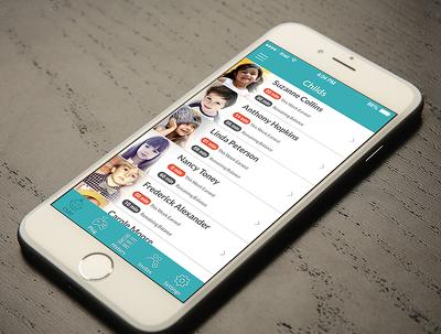 Design quality Mobile App UI
