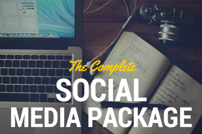 Handle all social media platforms creating content and updating for 5 days