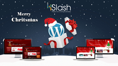 Give your current WordPress Website a Christmas theme