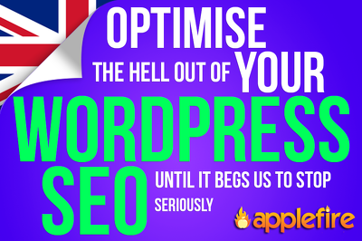 Optimise Your Wordpress SEO Until It Can't Take Anymore!!