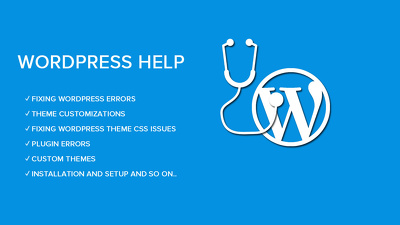 Fix any WordPress site issue