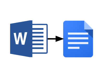 Convert and optimize your Word files to Google Docs