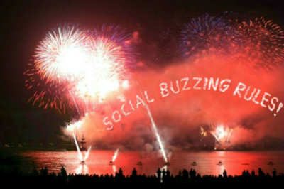 Design your message created in fireworks! See your marketing go up with a bang!