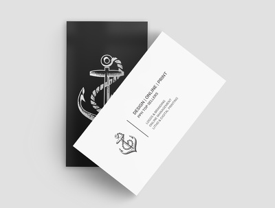 Print & Deliver 500 Matt Laminiate (450gsm) Business Cards