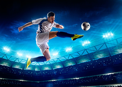 Film your Football match within 25 miles M25