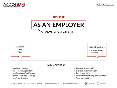 Register your business for PAYE ( Register as an Employer)