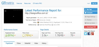 Optimize speed and cache performance of Wordpress for better SEO and PageRank