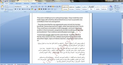Translate English document to Arabic , up to 1000 word