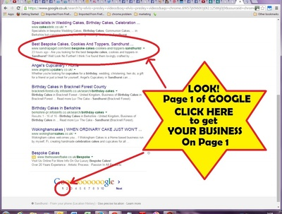 ROYAL SERVICE: I will rank your website first page of google
