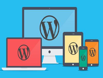 Design custom wordpress website/blog