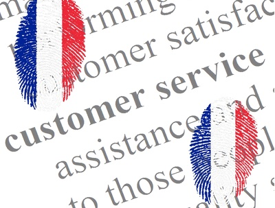 Provide Customer Service Support in French